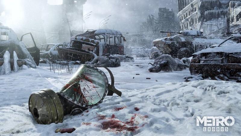 Metro Exodus grafika promocyjna