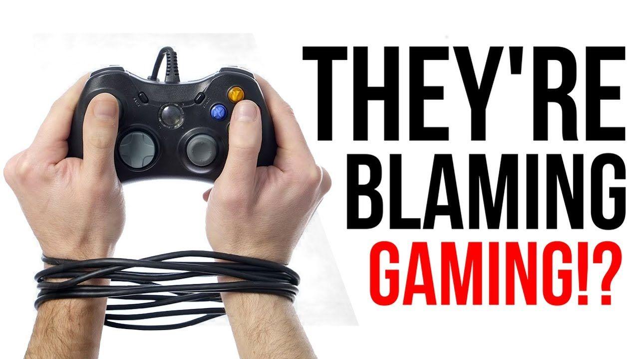 gaming blaming